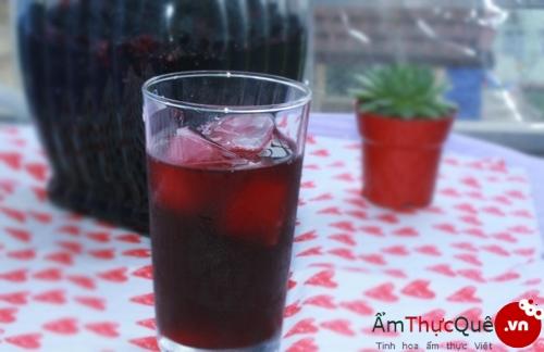 Cách uống siro dâu tằm